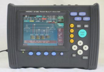 日置電機 3196/9660×3,9339,9624,9264-01,9726 電源品質アナライザ