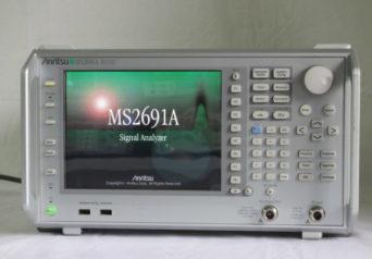 アンリツ MS2691A/108,120,MX269020A,MX269021A,MX269904A,MX269908A シグナルアナライザー