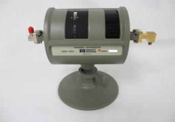 HP R382A 導波管可変アッテネータ
