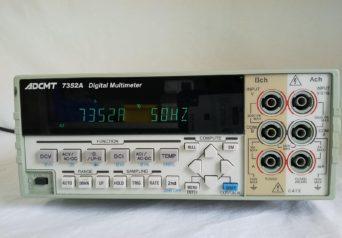 ADCMT(エーディーシー) 7352A デジタル・マルチメータ