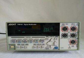 ADCMT(エーディーシー) 7451A デジタル・マルチメータ