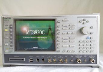 アンリツ MT8820C ラジオ コミュニケーション アナライザ