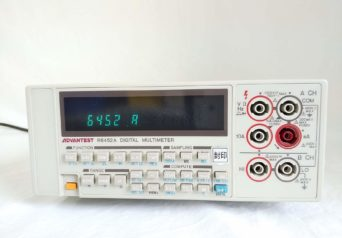 アドバンテスト R6452A デジタルマルチメータ