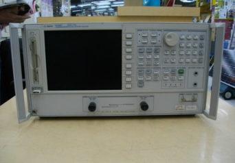 アジレント ネットワークアナライザ 8753ET