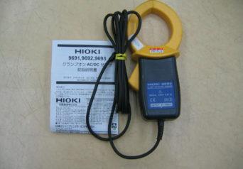 日置電機 9693 クランプオンセンサ