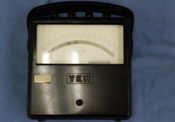 横河電機 携帯型直流電圧計 MPFB