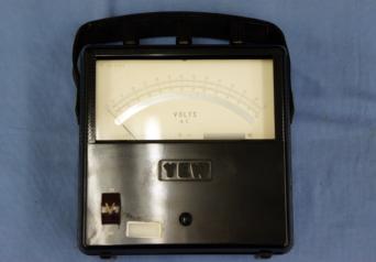 横河計測 携帯用交流電圧計 SPF