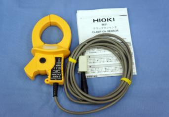 日置電機 9651 クランプセンサ