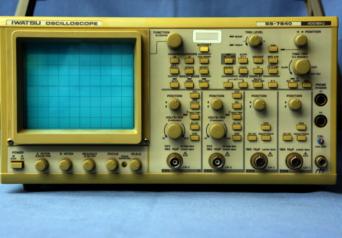 岩崎通信機 アナログオシロスコープ SS-7840