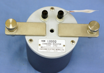 横河電機 標準抵抗器 2792-07
