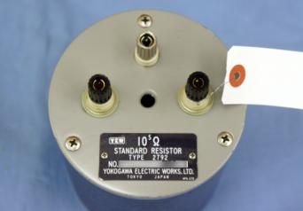 横河電機 標準抵抗器 2792-09