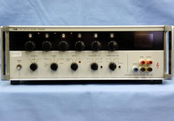 横河電機 直流電圧発生器 2552-02