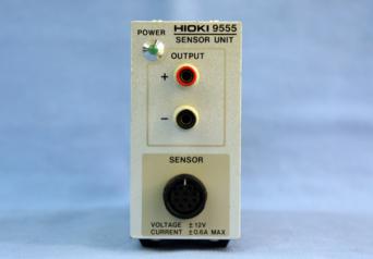 日置電機 9555 センサユニット