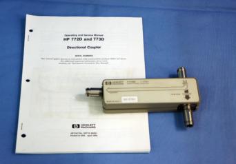 HP 773D 方向性結合器