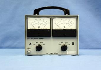東京電波 電力計 WZ-1