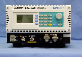 計測技術研究所 電子負荷装置 ELL-355