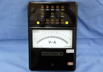 横河電機 2014-00 携帯用交流電圧計