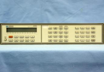 HP スイッチコントロールユニット 3488A