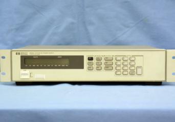 HP 直流電源 6633A