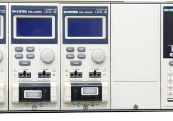 インステック スロット式電子負荷装置 PEL-2004/PEL-2020,2030,2041