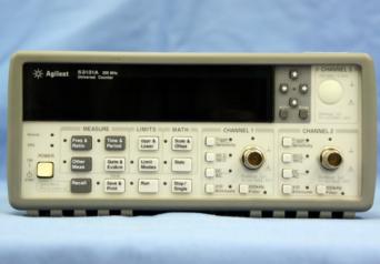 アジレント ユニバーサル周波数カウンタ 53131A