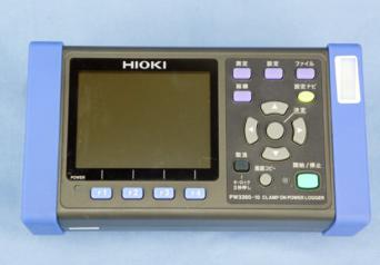 日置電機 PW3360-10 クランプオンパワーロガー