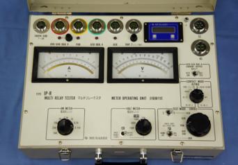 ムサシインテック マルチリレーテスタ IP-R2000