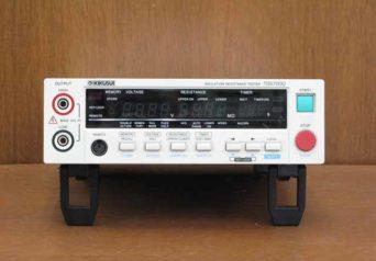 菊水電子 絶縁抵抗計 TOS7200