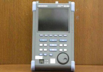マイクロニクス スペクトラムアナライザ MSA458