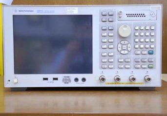 アジレント ネットワークアナライザ E5071C