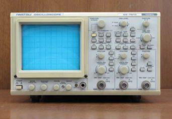 岩崎通信機 オシロスコープ SS-7810