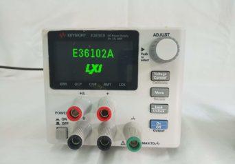 キーサイト E36102A DC電源,6V,5A,30W