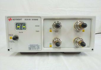 KEYSIGHT N1094B DCA-Mサンプリングオシロスコープ(電気チャネル4ch)