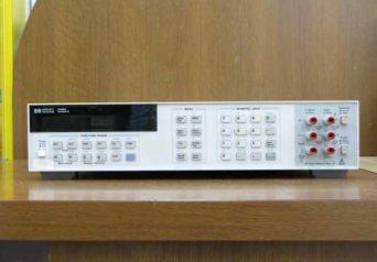 HP デジタルマルチメータ 3458A
