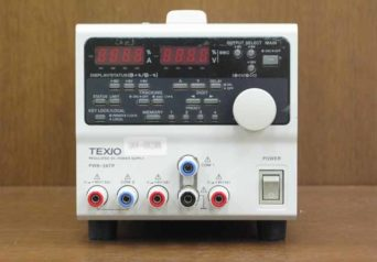 テクシオ 多主力直流安定化電源 PW8-3ADP
