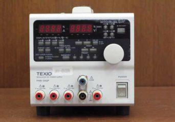 テクシオ 多出力直流安定化電源 PW8-3AQP
