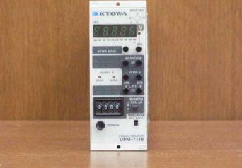 共和電業 動ひずみ測定器 DPM-711B