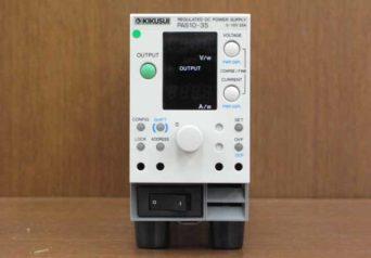 菊水電子 コンパクト可変スイッチング電源 PAS10-35
