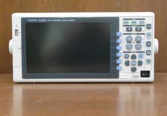 日置電機 パワーアナライザ 3390-10