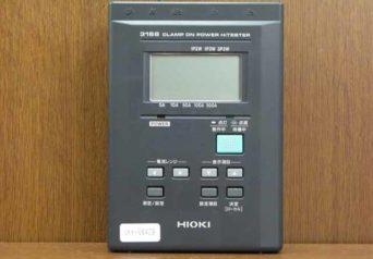 日置電機 クランプオンパワーハイテスタ 3168