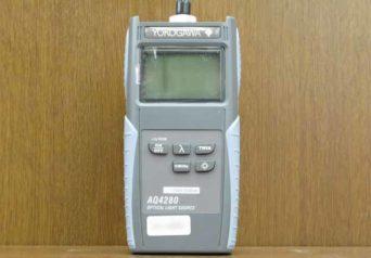 横河電機 LD光源 AQ4280A