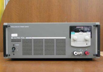 菊水電子 直流電源 PAN110-10A