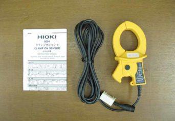 日置電機 9291 クランプオンセンサ