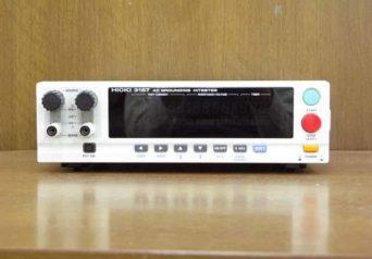 日置電機 3157 保護導通試験器