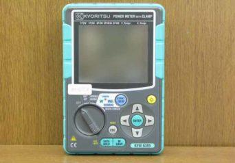 共立電気計器 KEW6305 コンパクト・パワーメータ