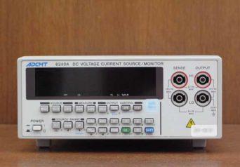 エーディーシー 直流電圧電流発生器 6240A