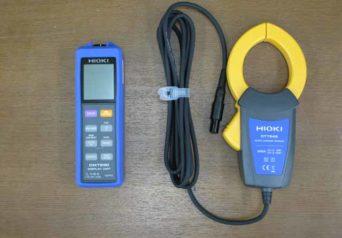 日置電機 CM7290+CT7642 ディスプレイユニット/カレントセンサ