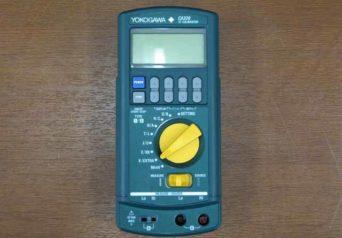 横河計測 CA320 熱電対キャリブレータ