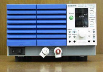 菊水電子 PWR800M 直流安定化電源