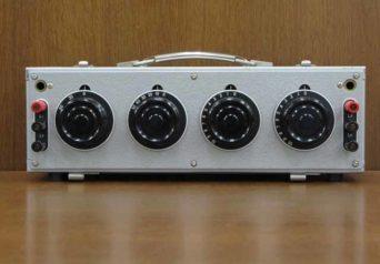 東京光音電波 可変抵抗減衰器 STA-11J